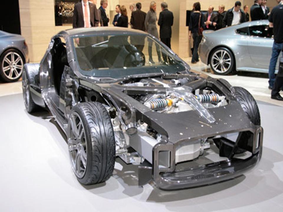 Carbon Fiber Frame Car - Frame Design & Reviews ✓