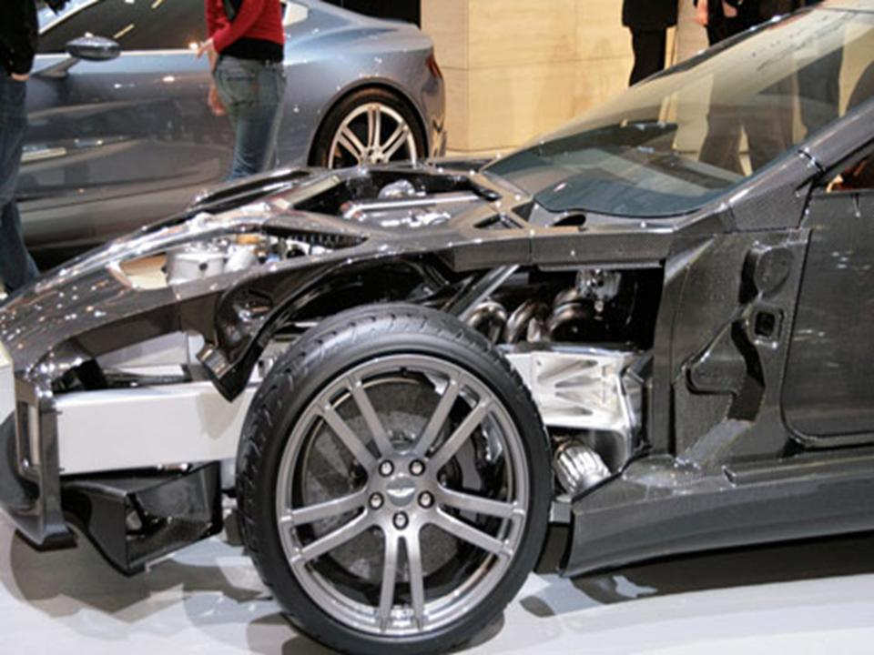 Aston Martin One 77 Notoriousluxury