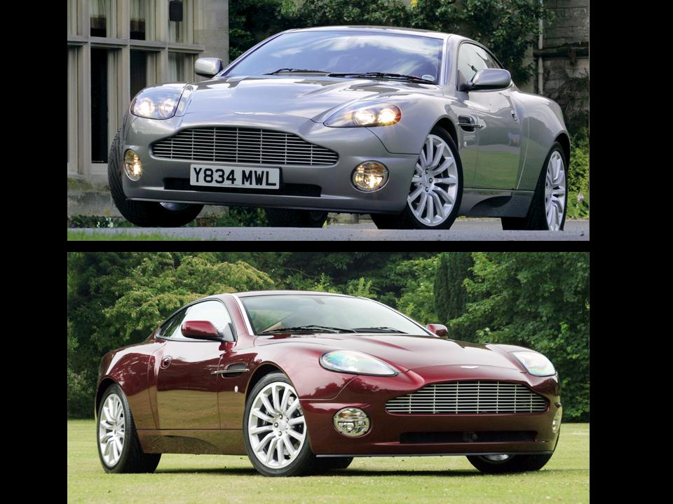 The New Aston Martin Vanquish The Ultimate Super Grand Tourer