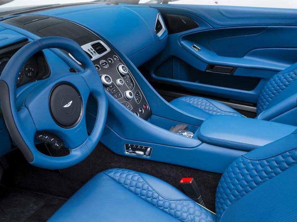 Aston Martin Vanquish Volante Notoriousluxury