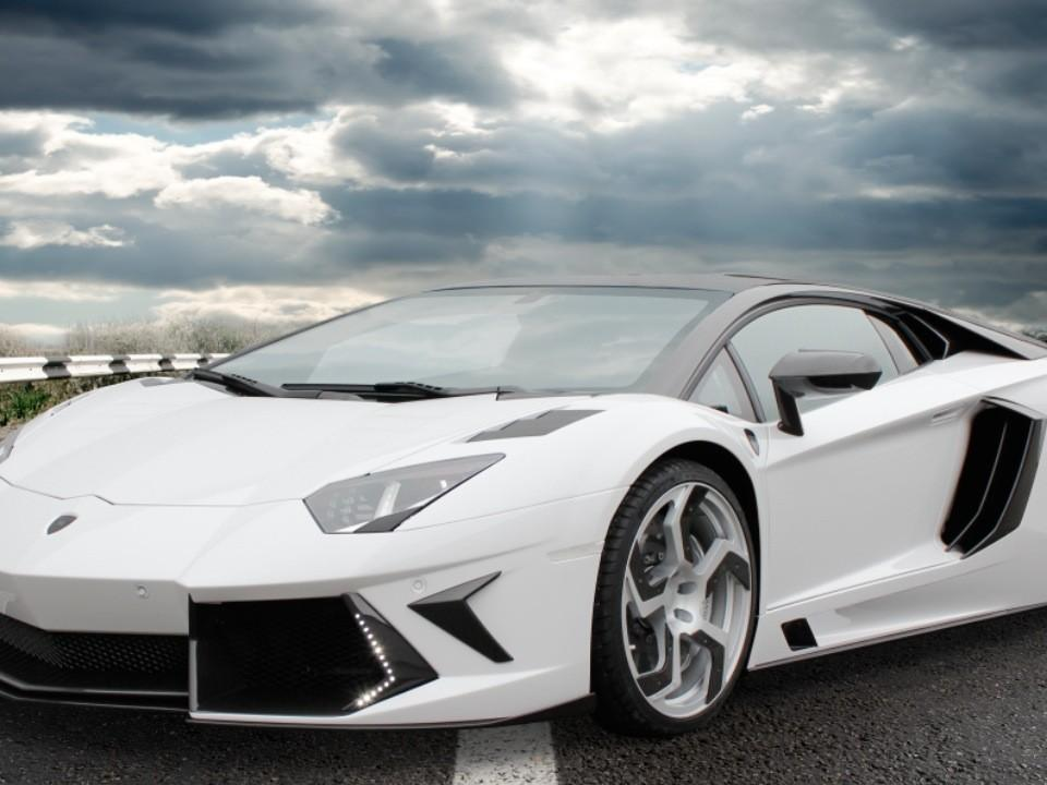 Mansory Worked Their Magic On The Lamborghini Aventador LP 700 4. Mansory  Resumed Where Santu0027 Agata Bolognese Left Off. The Generous Use Of  Carbon Fibre ...