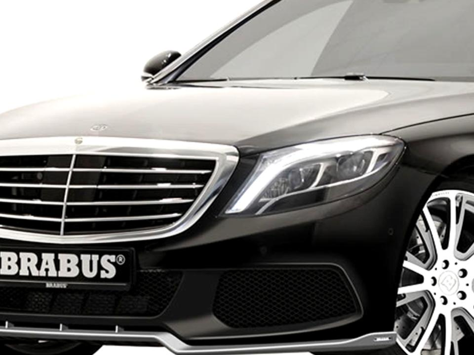 Mercedes-Benz S-Class | NotoriousLuxury