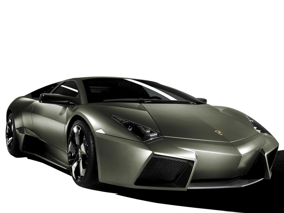 The Exterior Of The Lamborghini Reventón, Despite Being Based On The  Murcielago LP 640, Is All New In Design. U201cIts Interrupted Lines And  Contorted Surfaces ...