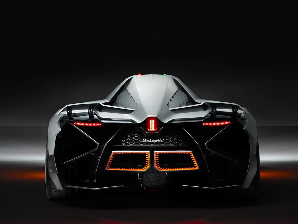 The Extreme Lamborghini Egoista Notoriousluxury