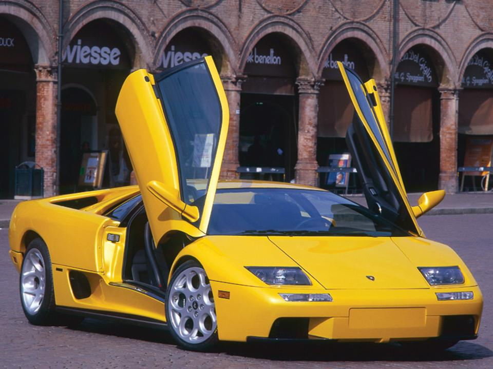 Notoriousluxury 2001 Lamborghini Diablo 6 0 Notoriousluxury