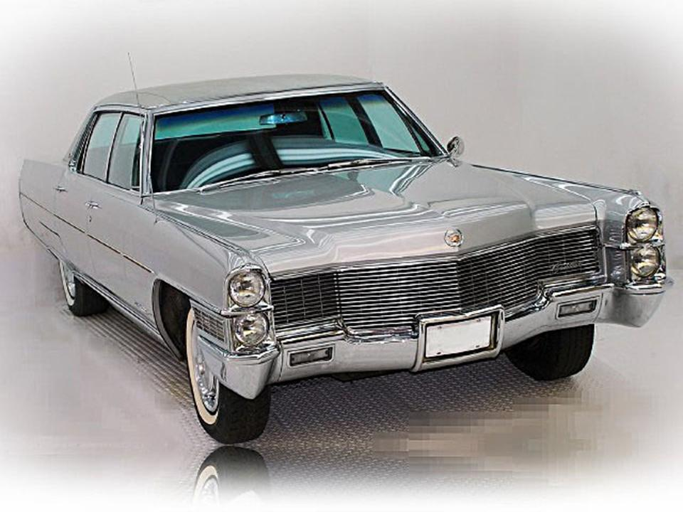 1965 Cadillac Fleetwood Sixty-Special Brougham ...