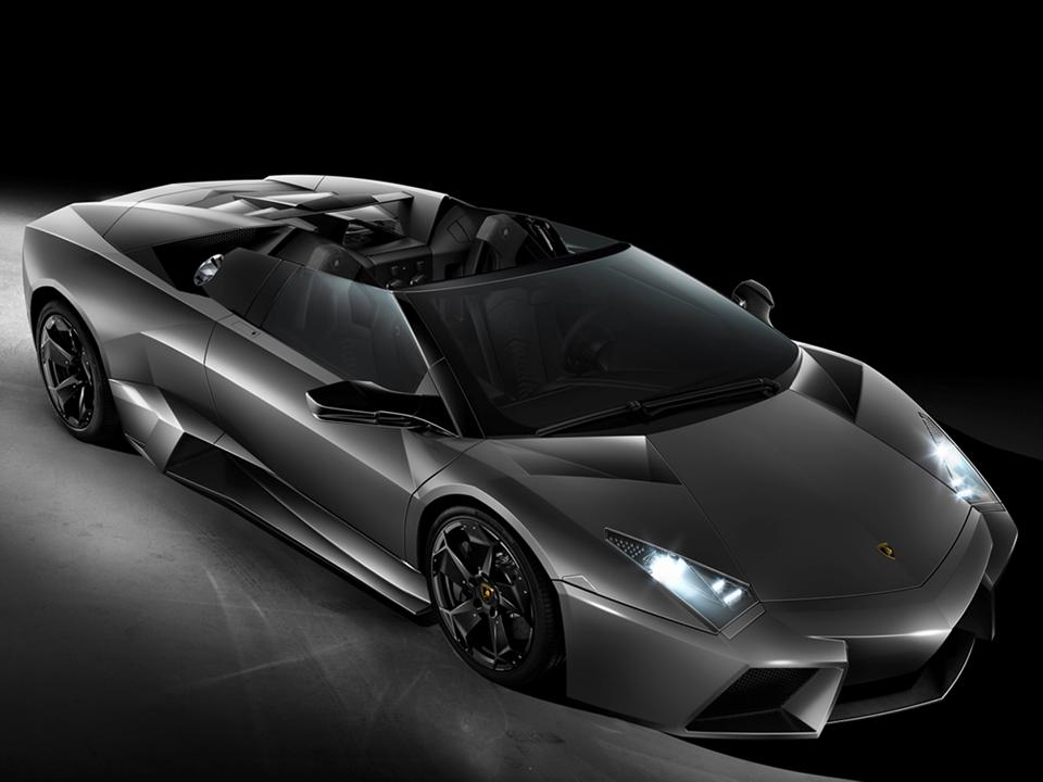 Lamborghini Released The Ultimate Open Two Seater October 2009. The  Lamborghini Reventon Roadster Is One Of The Most Exclusive Cars In The  Entire World.