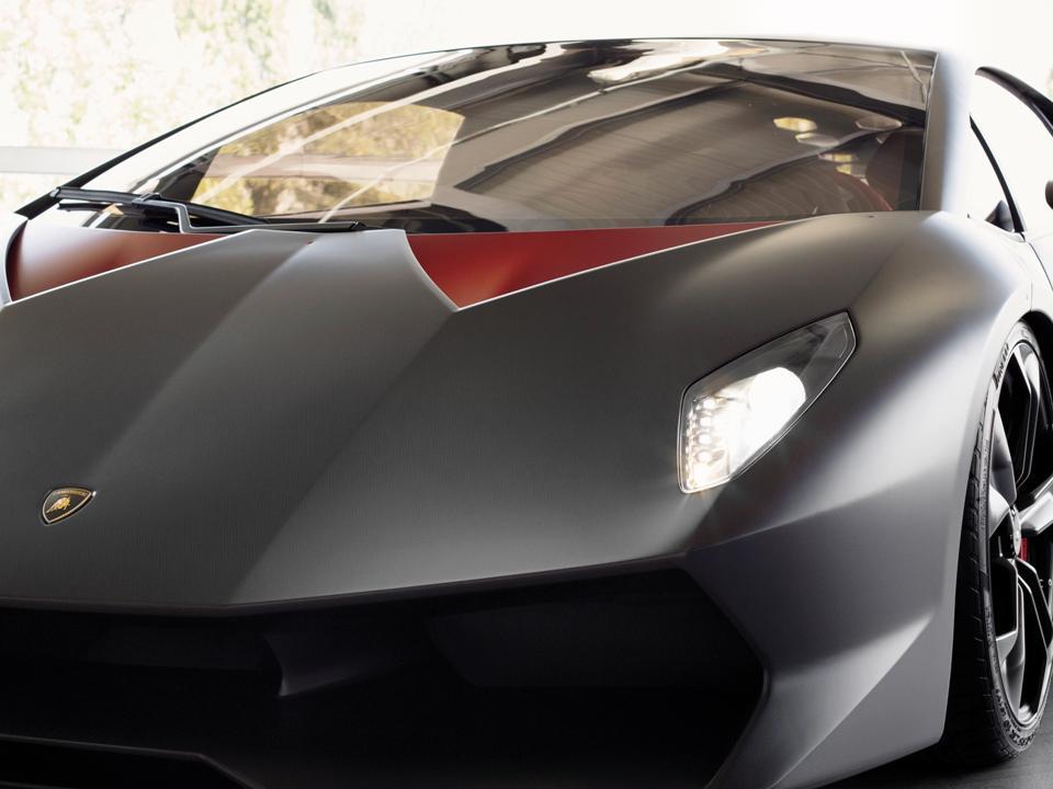The Year Was 2010u2026the Vehicleu2026is The Lamborghini Sesto Elemento Concept Car.  Lamborghini Redefined The Future Of Supercars With A Unique One Off Design.
