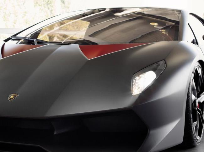 the year was 2010the vehicleis the lamborghini sesto elemento concept car lamborghini redefined the future of supercars with a unique one off design
