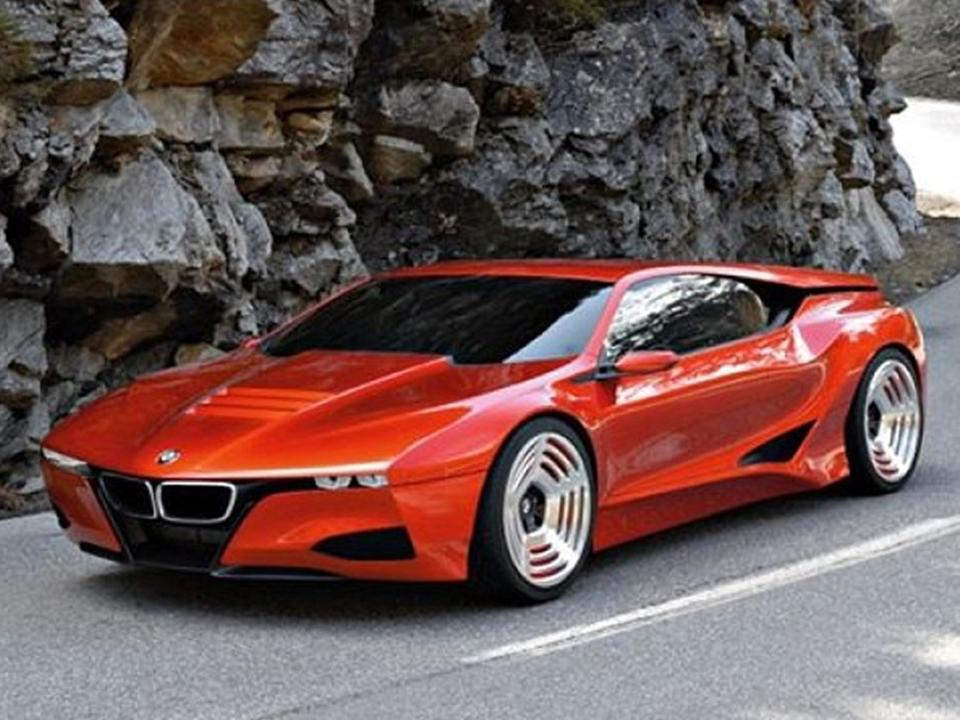 The BMW M1 Conceptu2026