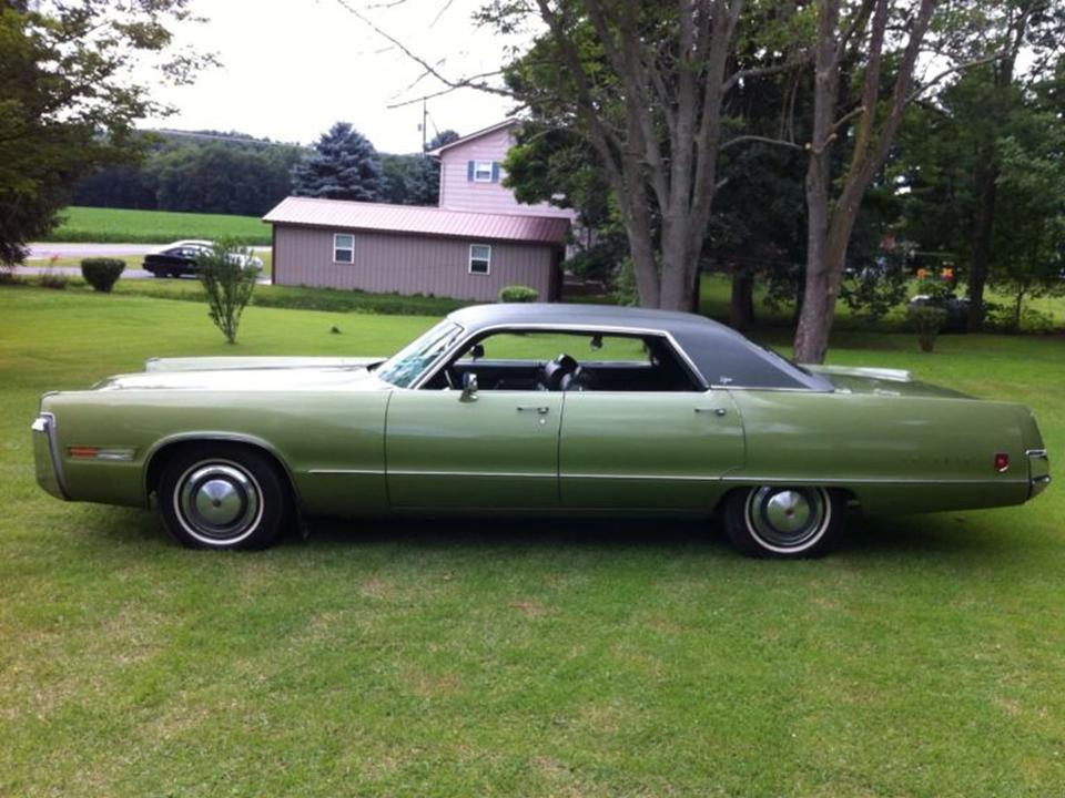 1973 chrysler imperial le baron