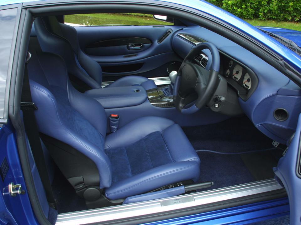 DB7 GT3
