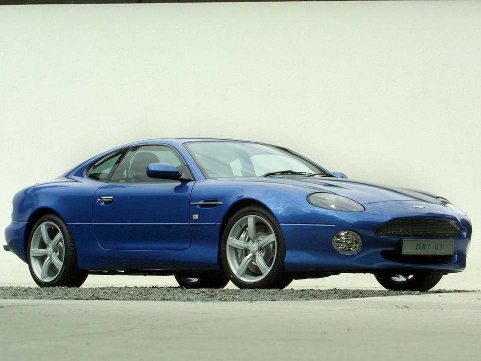 DB7 GT5