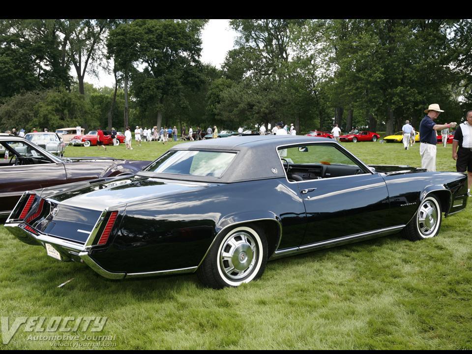 1967 Cadillac Fleetwood Eldorado Notoriousluxury