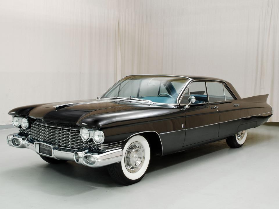 1959 and 1960 Cadillac Eldorado Brougham   NotoriousLuxury
