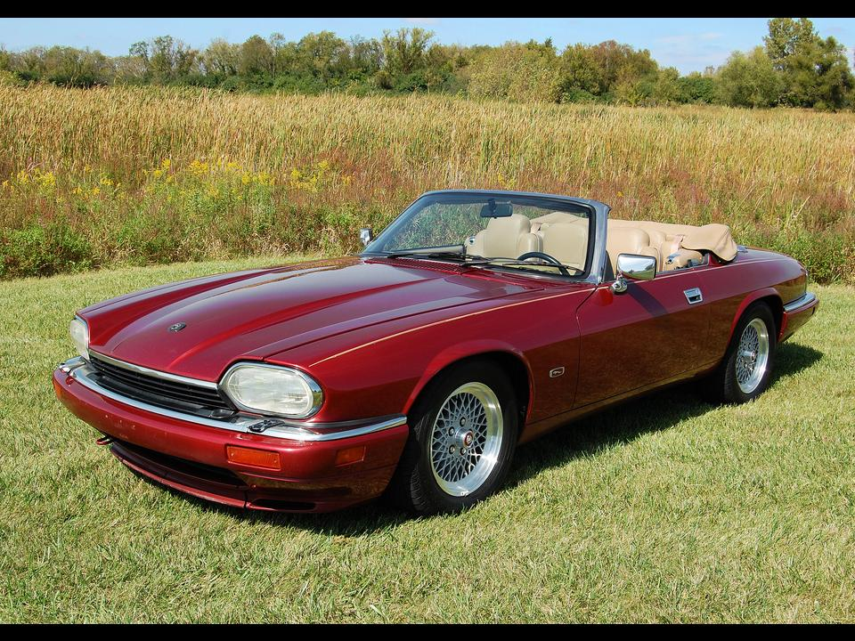 1995 jaguar xjs cabrio notoriousluxury. Black Bedroom Furniture Sets. Home Design Ideas