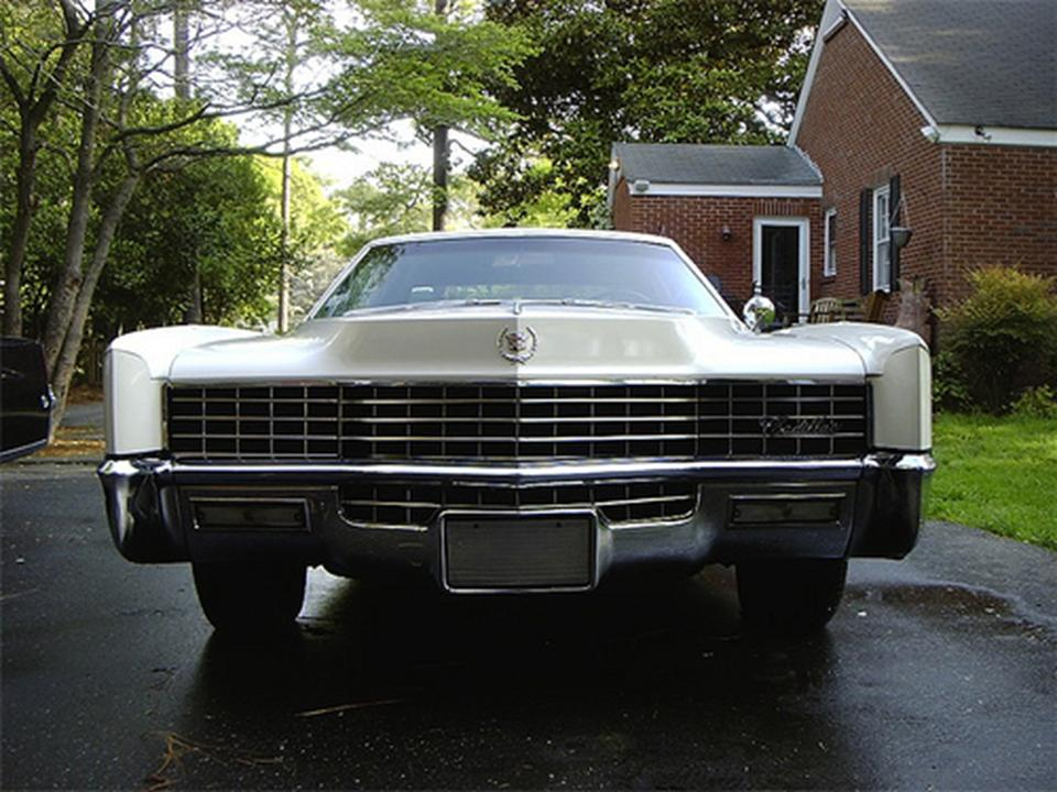 1967 Cadillac Fleetwood Eldorado Notoriousluxury