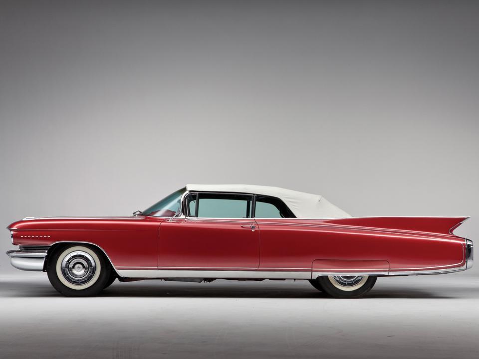 1960 Cadillac Eldorado Biarritz – NotoriousLuxury