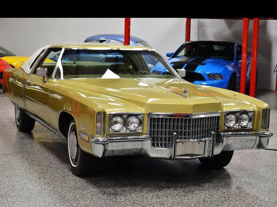 1971-1972 Cadillac Fleetwood Eldorado | NotoriousLuxury