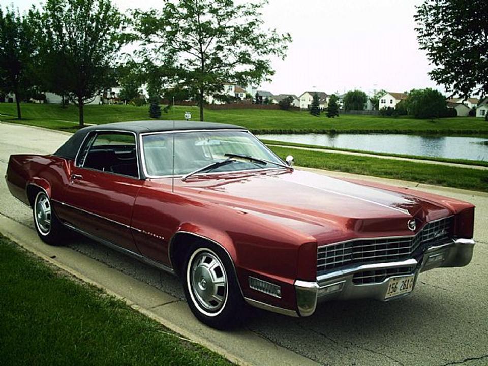 1967 Cadillac Fleetwood Eldorado | NotoriousLuxury