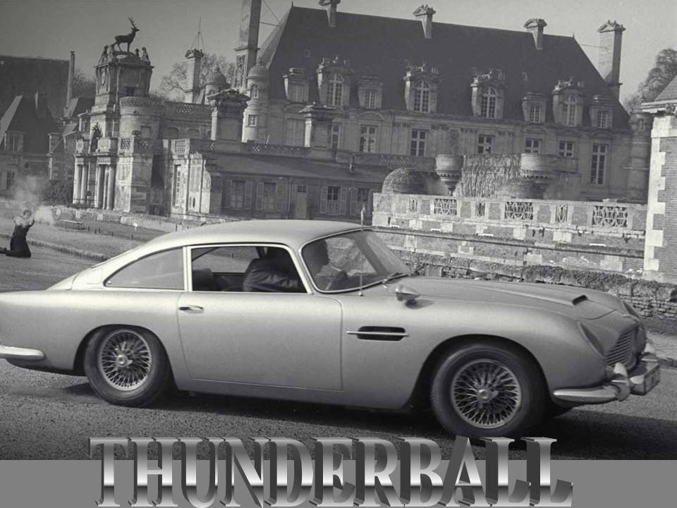 James Bond And Aston Martin Notoriousluxury