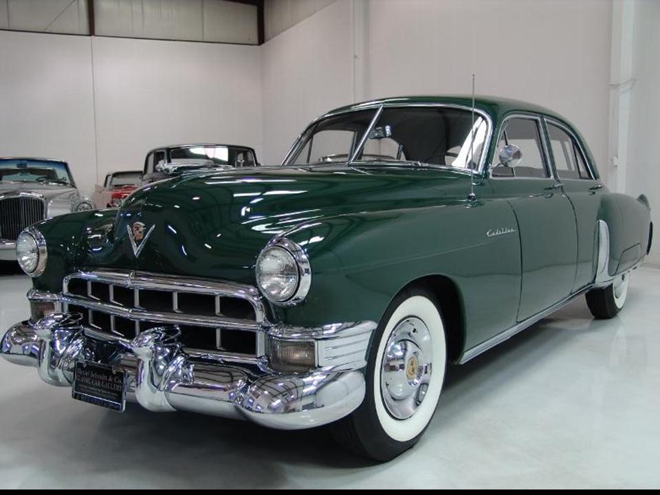 1949 Cadillac Fleetwood Sixty Special Notoriousluxury
