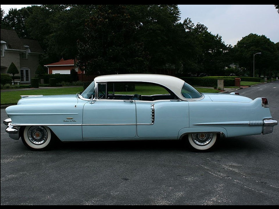 1956 cadillac series 62 sedan deville notoriousluxury for 1956 cadillac 4 door sedan