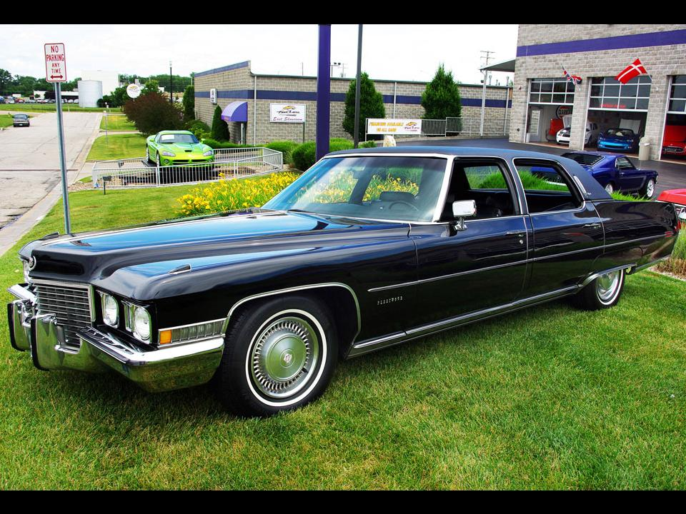 1972 Cadillac Fleetwood Series | NotoriousLuxury