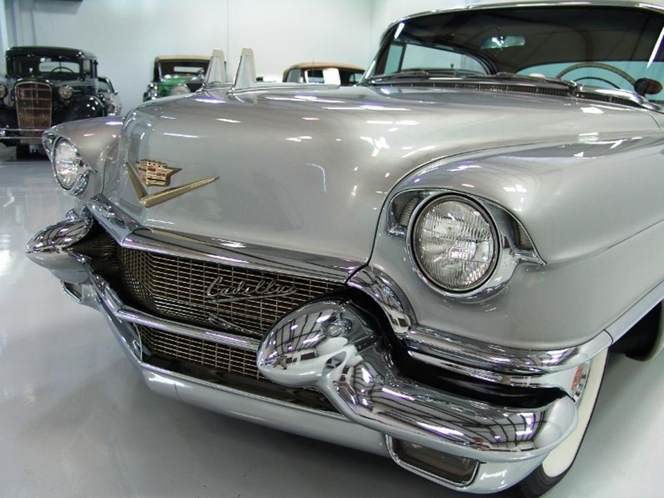 1956 cadillac eldorado seville hardtop coupe notoriousluxury for 1956 cadillac 4 door sedan
