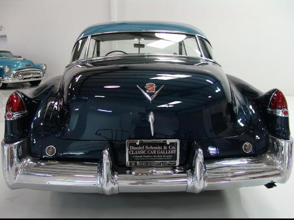1949 Cadillac Series 62 Coupe deVille  NotoriousLuxury