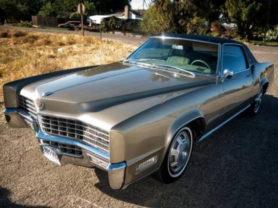 1969 Cadillac DeVille Convertible | NotoriousLuxury