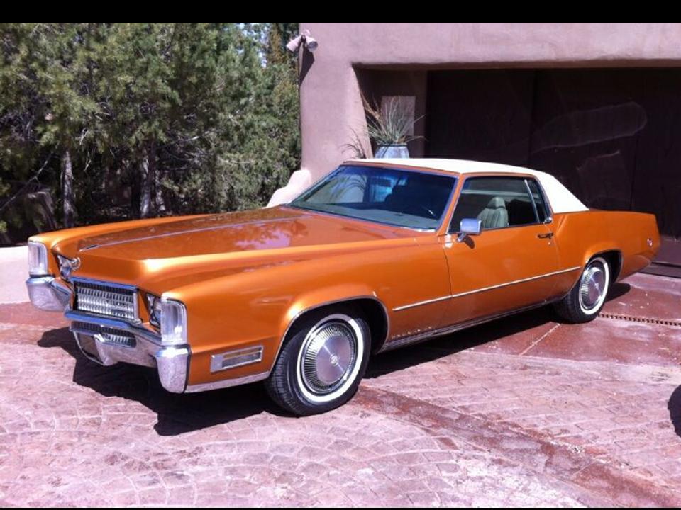 1970 Cadillac Fleetwood Eldorado 8.2 litre | NotoriousLuxury