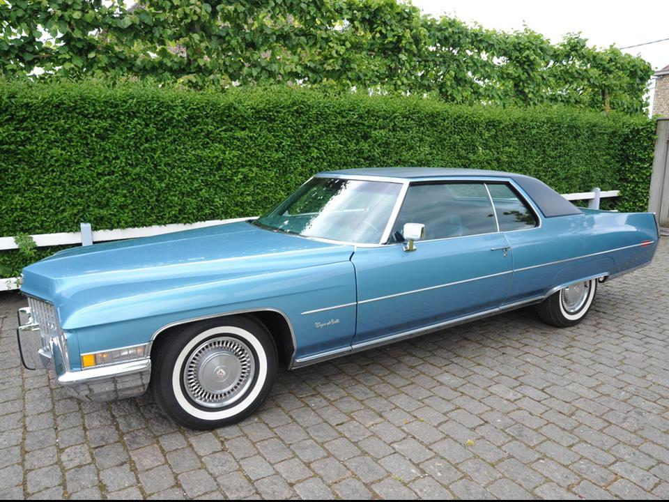 1971 Cadillac Coupe deVille | NotoriousLuxury