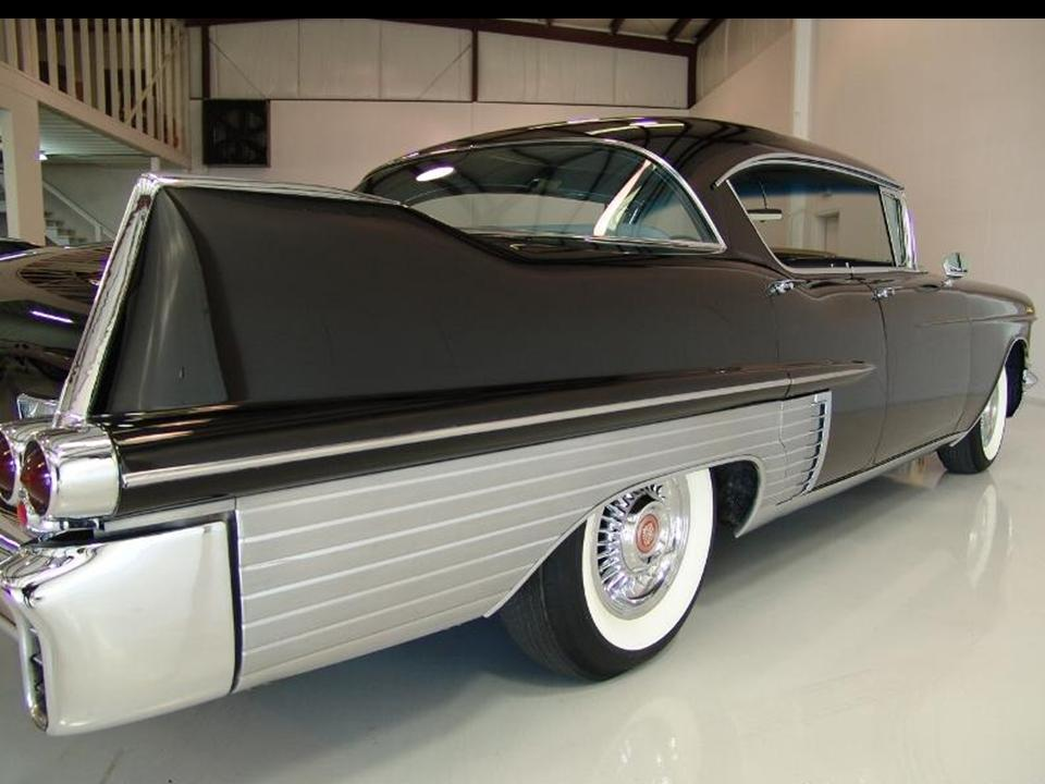 1957 Cadillac Fleetwood Series Sixty-Special | NotoriousLuxury