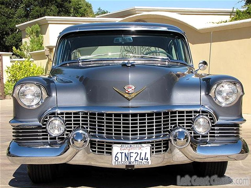 1954 Cadillac Fleetwood Series Sixty-Special | NotoriousLuxury