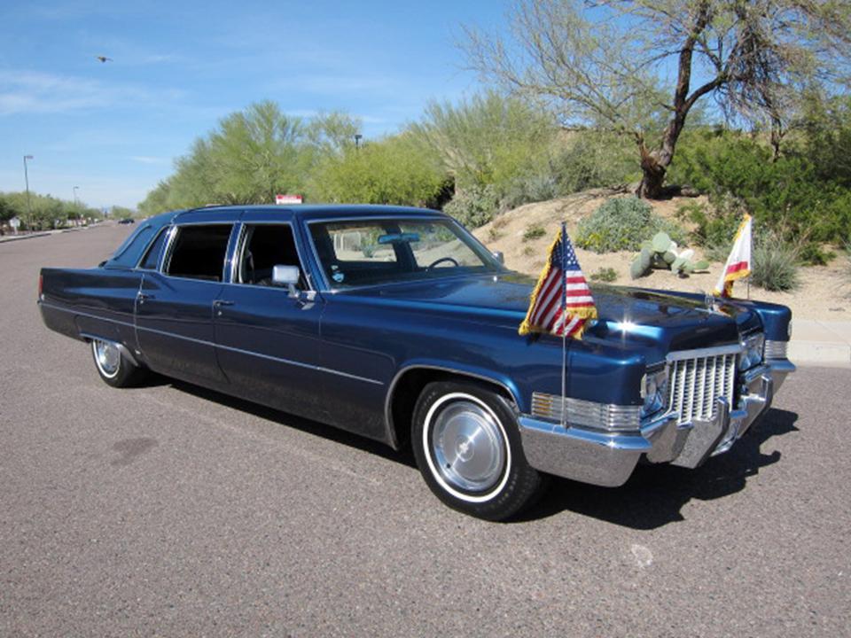 1970 Cadillac Fleetwood Series Seventy-Five | NotoriousLuxury