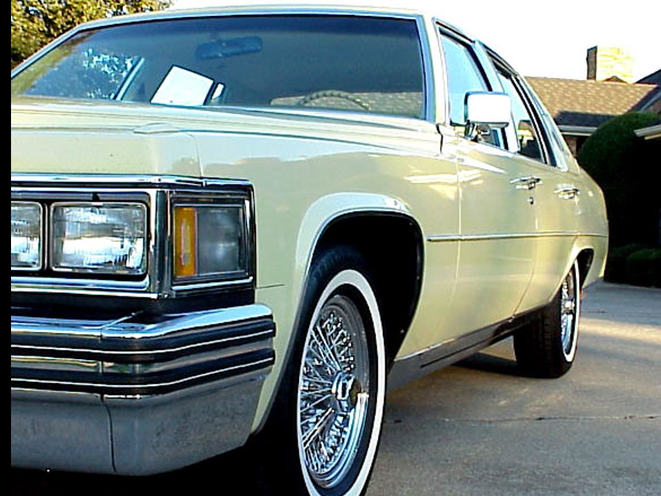 1978 Cadillac Fleetwood Brougham | NotoriousLuxury