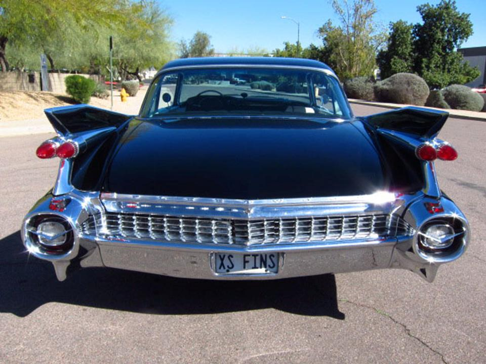 1959 Cadillac Fleetwood Series Sixty-Special | NotoriousLuxury