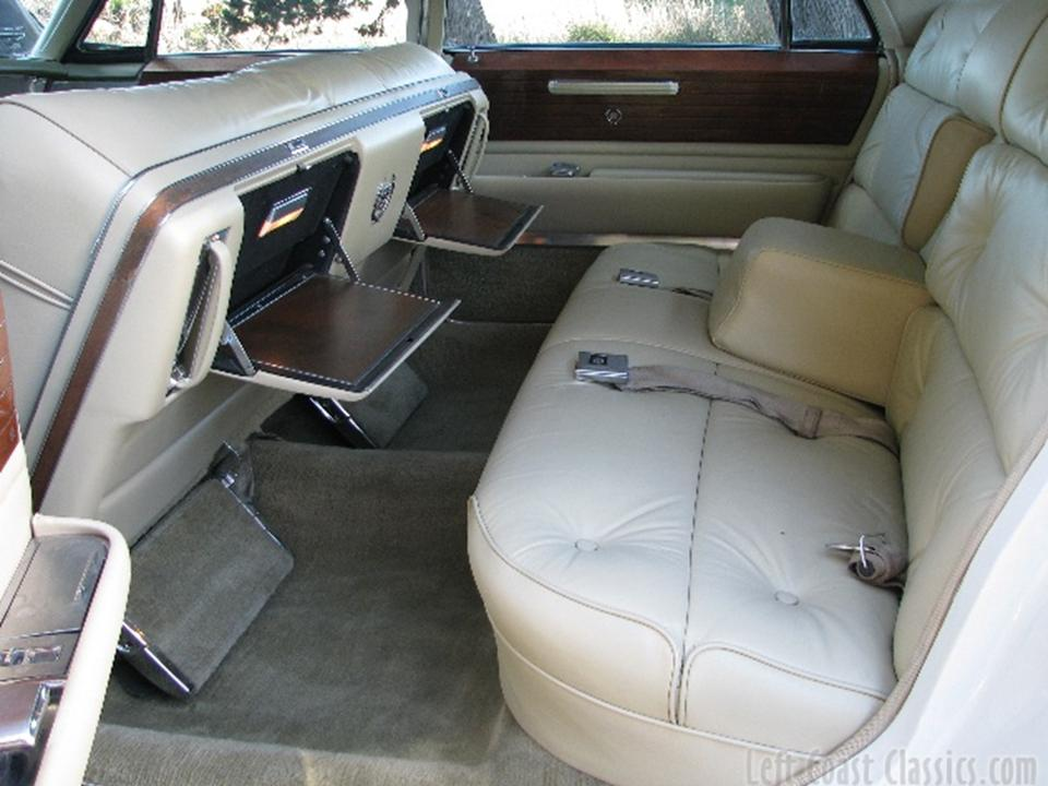 1966 Cadillac Fleetwood Brougham Notoriousluxury