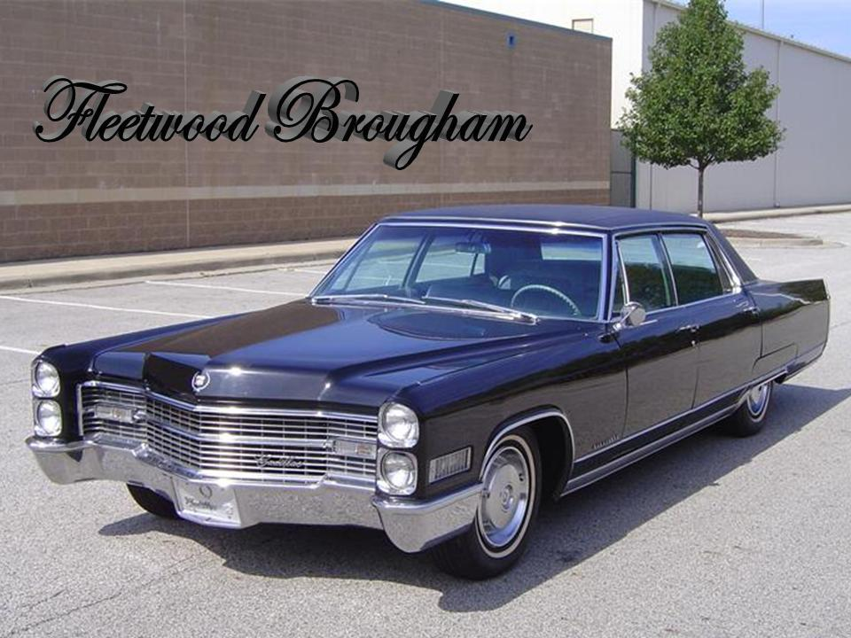 1966 Cadillac Fleetwood Brougham | NotoriousLuxury