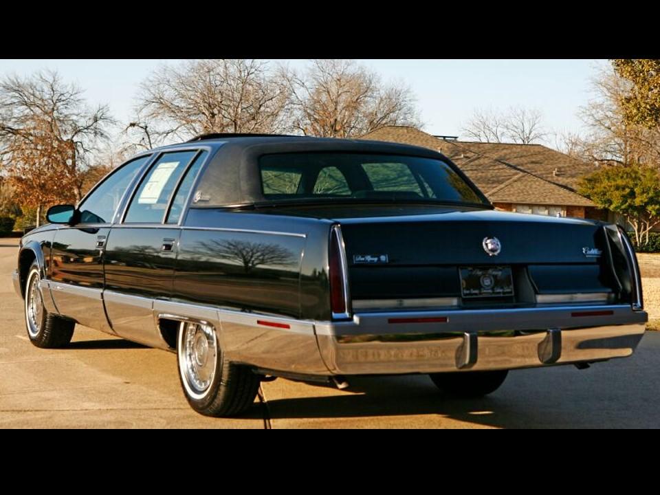 19931996 Cadillac Fleetwood Brougham Notoriousluxury