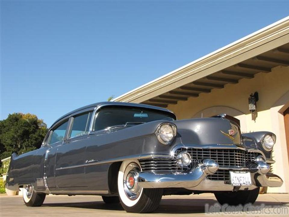 1954 Cadillac Fleetwood Series Sixty-Special - NotoriousLuxury