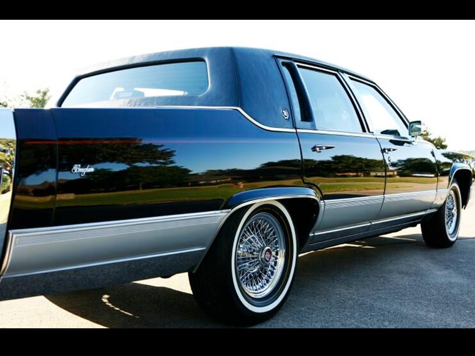 1990-1992 Cadillac Brougham & Brougham d'Elegance | NotoriousLuxury