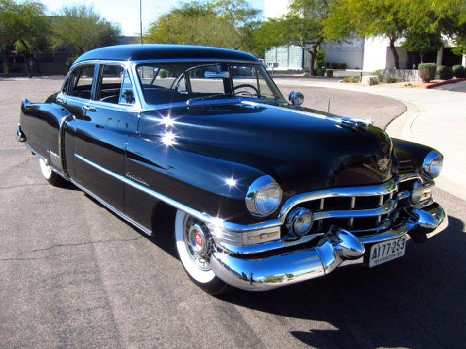 1952 Cadillac Fleetwood Series Sixty Special Notoriousluxury