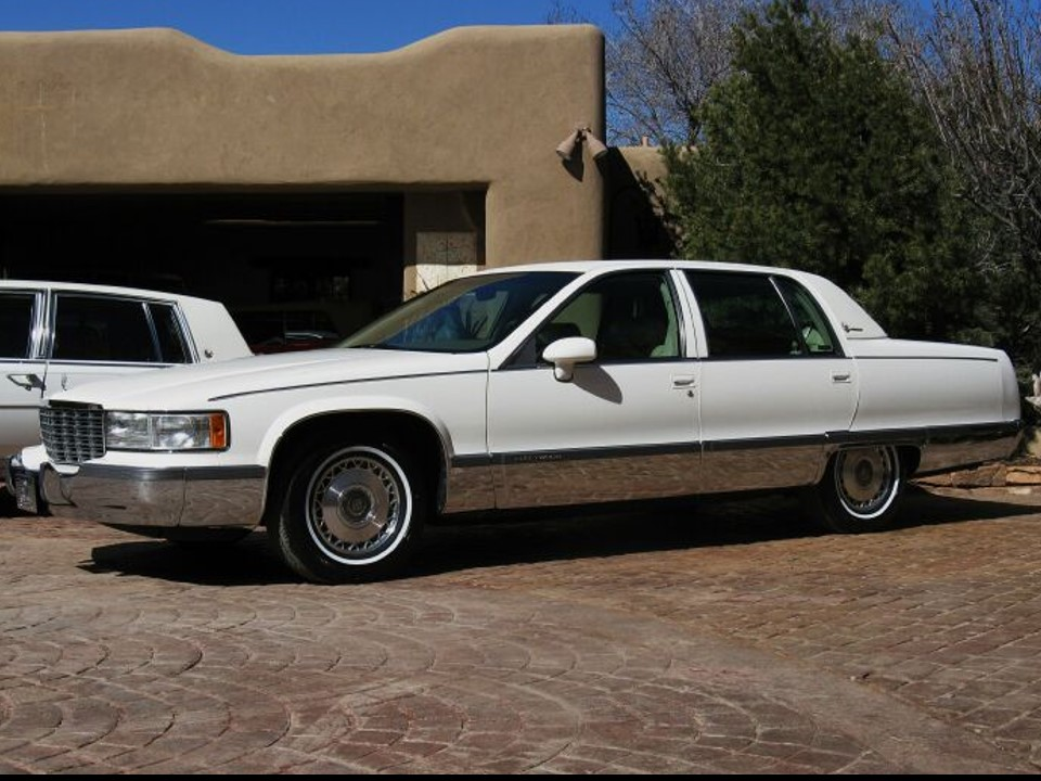 1993 1996 Cadillac Fleetwood Brougham Notoriousluxury