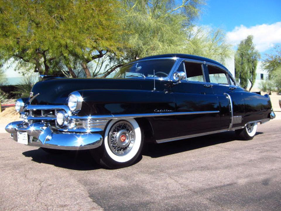 1952 Cadillac Fleetwood Series Sixty-Special - NotoriousLuxury