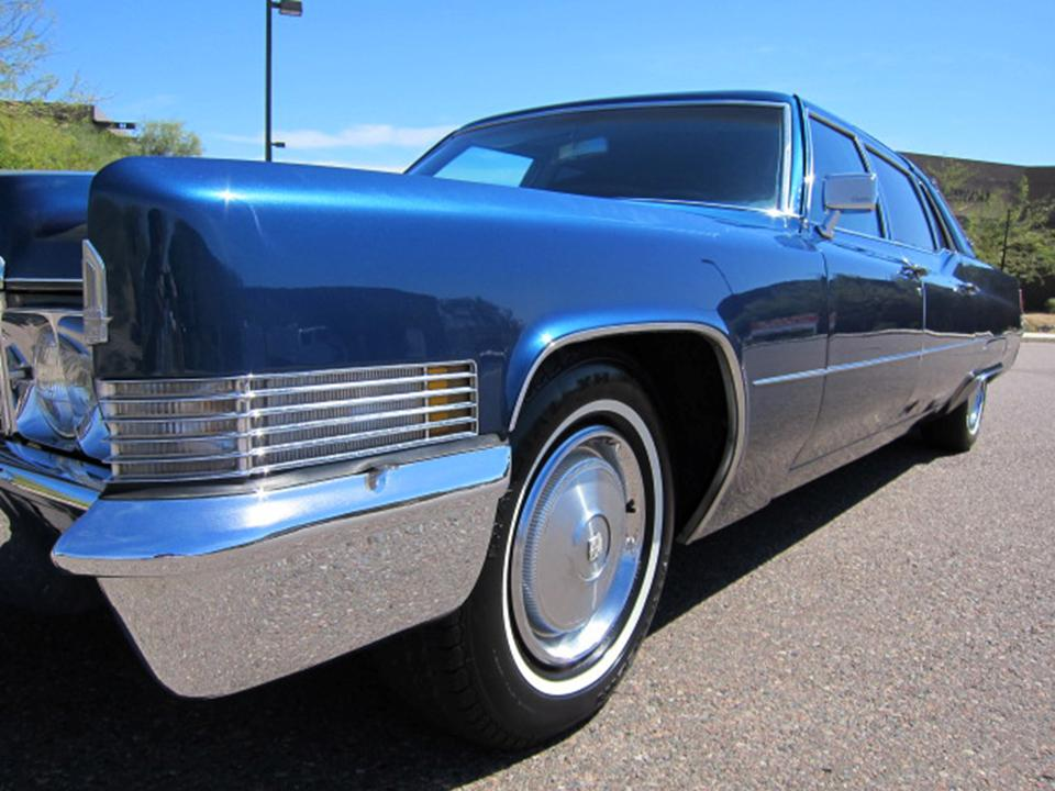 1970 Cadillac Fleetwood Series Seventy-Five | NotoriousLuxury