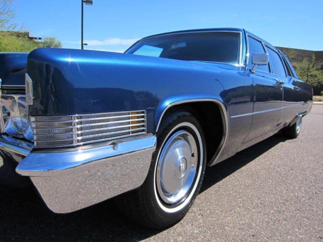 1970 Cadillac Fleetwood Series Seventy-Five – NotoriousLuxury
