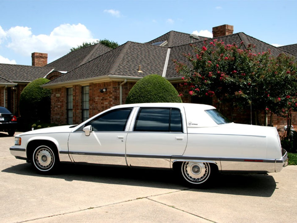 1994 cadillac fleetwood brougham high security sedan notoriousluxury. Cars Review. Best American Auto & Cars Review
