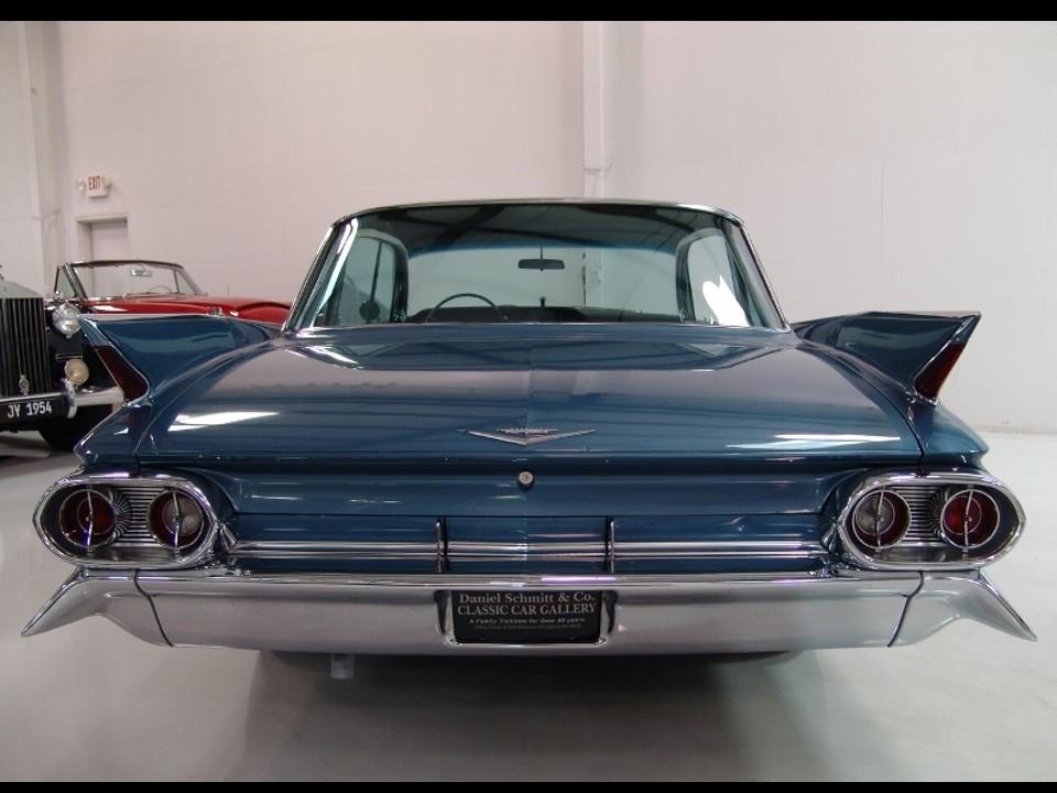 1961 Cadillac DeVille Town Sedan  NotoriousLuxury